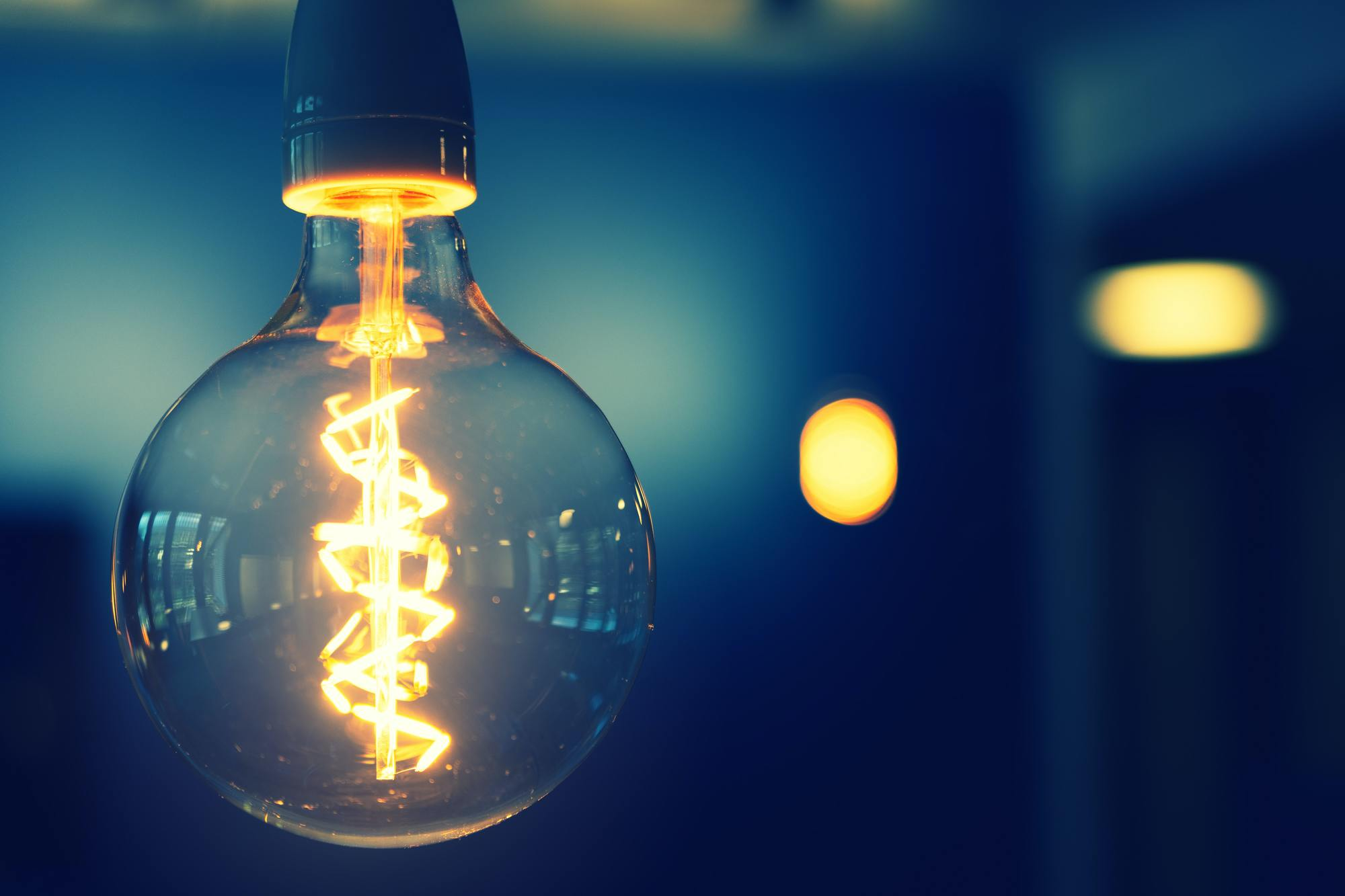 light bulb moment - innovation improvement procurement