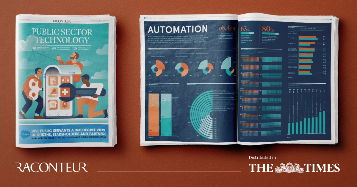 Proxima in The Raconteur: Public Sector Technology