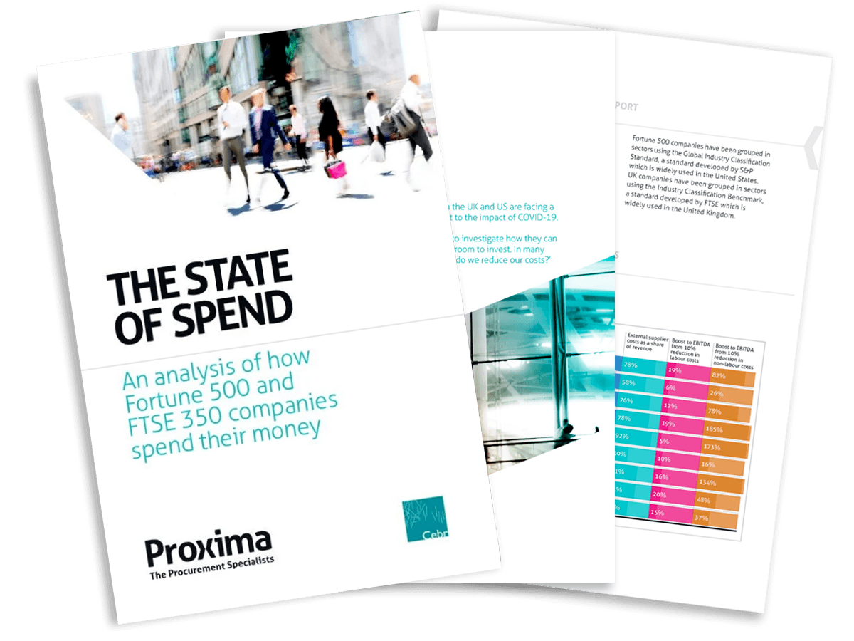 The State of Spend Report for Procurement Professionals