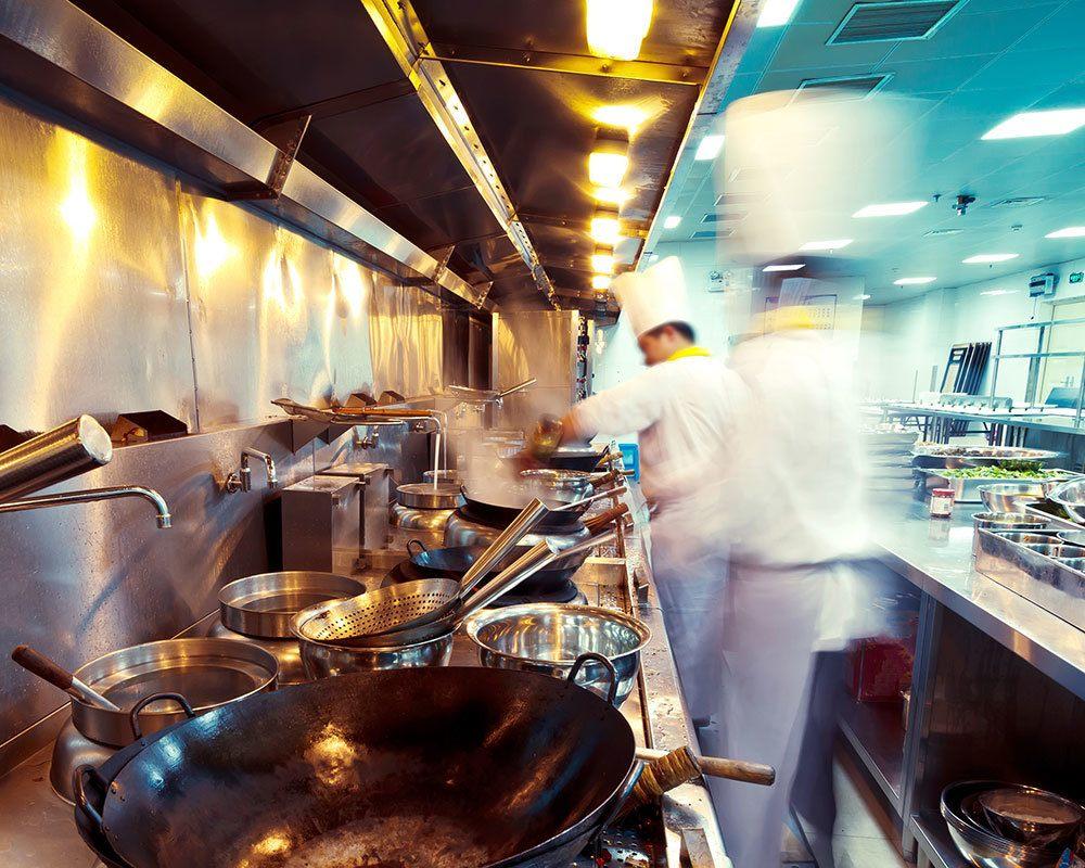 Hospitality procurement