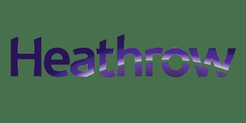 Heathrow Logo infrastructure project